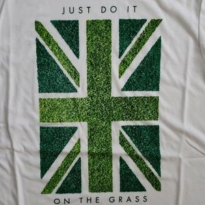 Nike Shirts - Nike Wimbledon Dri-fit Shirt